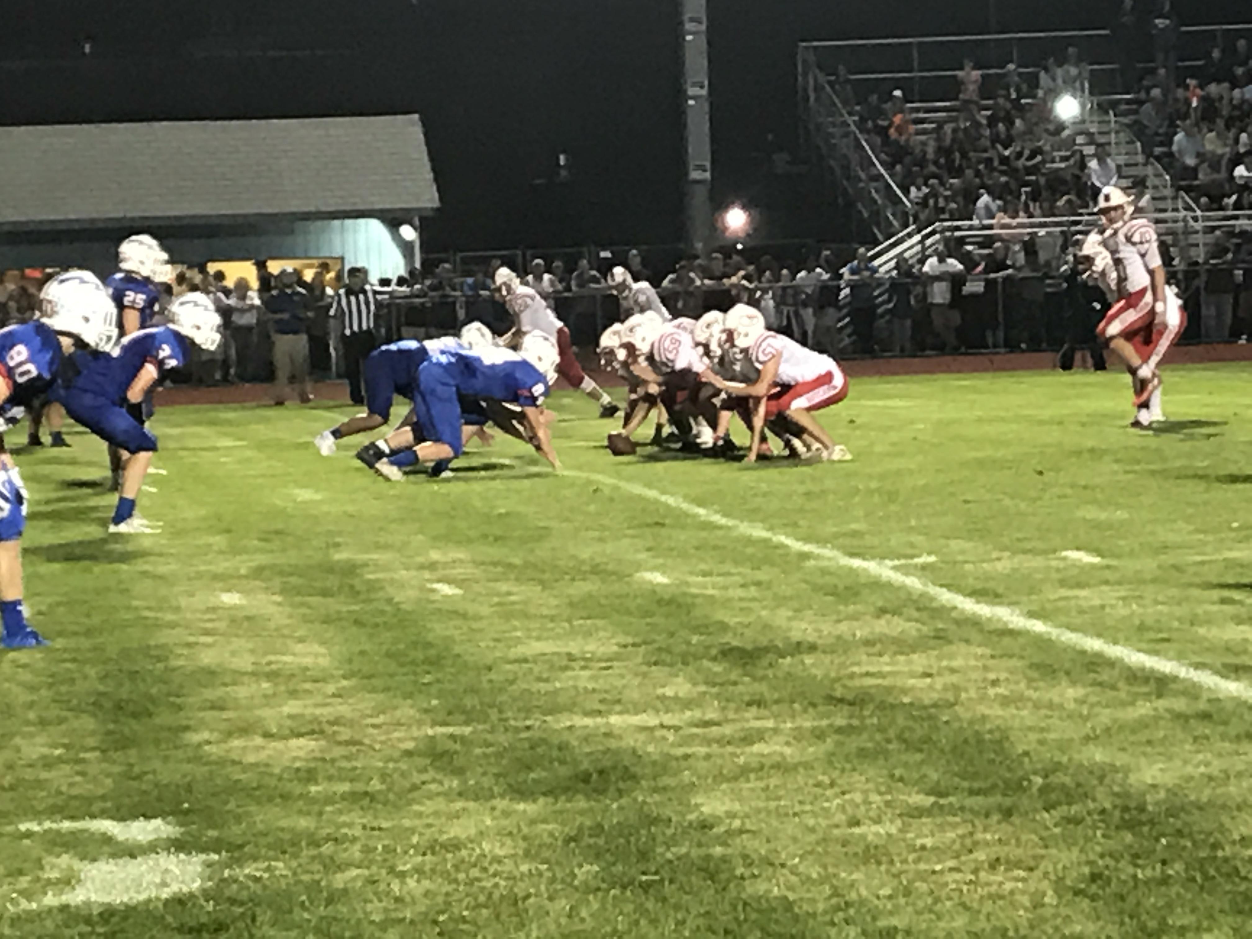 Football: Saratoga moves past Guilderland to keep undefeated season alive