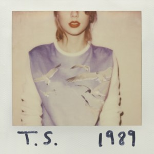 The cover of Taylor Swift's 1989. TaylorSwift.com