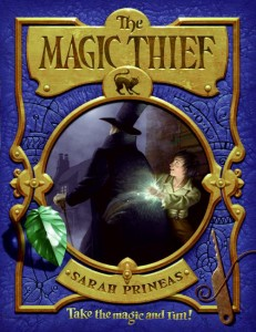 The Magic Thief by Sarah Prineas cover